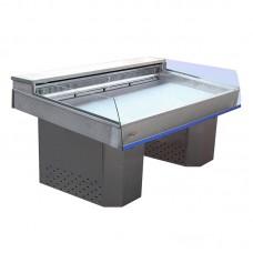Витрина холодильная для рыбы Ариада Бьянка ВУ-17-260