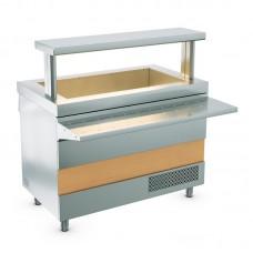 Охлаждаемый стол Ривьера
