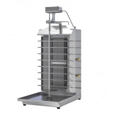 Аппараты для шаурмы газовый Atesy Шаурма-2М с электроприводом