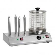 Аппарат для  хот-догов с насадками для разогрева булок Bartscher