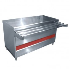 Прилавок-витрина тепловой ПВТ-70КМ-02