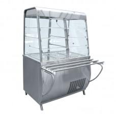 Прилавок-витрина холодильный ПВВН-70Т-С с гастроёмкостями