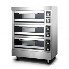 Печь пекарская Convito FKB-3 с паром