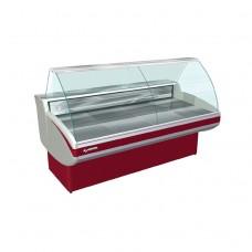 Холодильная витрина CRYSPI Gamma-2 SN 1800 LED без боковин