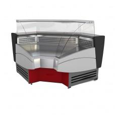 Витрина холодильная Cryspi Octava IC угол внутр.