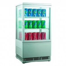 Витрина холодильная Enigma RT-58L White+Digital Controller