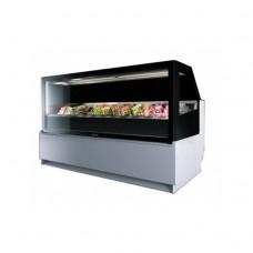 Прилавок для мороженого ES SYSTEM K  LIMOSA 1,2 без боковин