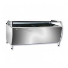 Витрина холодильная для рыбы Glacier Марина плюс 1500x1150x850