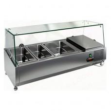 Витрина холодильная Hicold VRTG 2