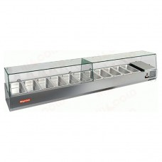 Витрина холодильная Hicold VRTG 4R к PZ4