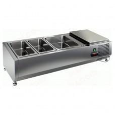 Витрина холодильная Hicold VRTO 2