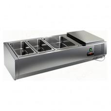 Витрина холодильная Hicold VRTO 2 к PZ3
