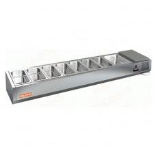 Витрина холодильная Hicold VRTO 4 к PZ3