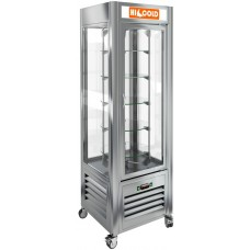 Кондитерская витрина Hicold  VRC 350 RI металл