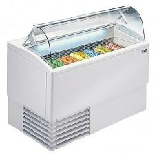 Витрина для мороженого Isa Isetta LX 4 TP