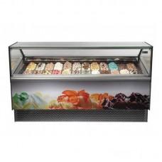 Витрина для мороженого Isa Millennium SP STD 24 A