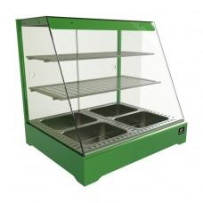 Витрина тепловая Кобор CR2-80H green