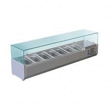 Витрина холодильная Koreco VRX 1500-330 335I