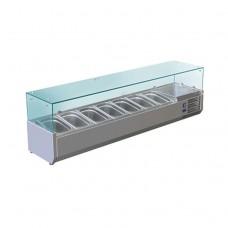 Витрина холодильная Koreco VRX 1600-380 395II