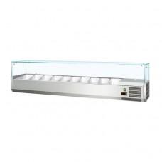 Витрина холодильная Koreco VRX 2000-395II