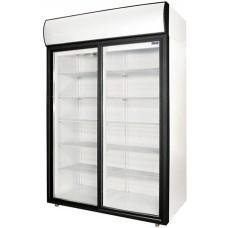 Шкаф холодильный Polair ШХ-1,4 купе DM114Sd-S
