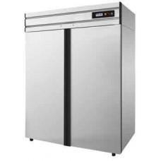 Шкаф холодильный Polair ШХ-1,4 нерж. CM114-G