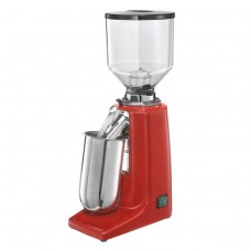 Кофемолка Quamar M80 Auto red