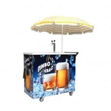Ролл-бар изотермический серии Дельта без оборудования