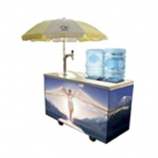 Ролл-бар«Дельта – II/1-А»на 1 вид газировки без сиропа на 2 кега