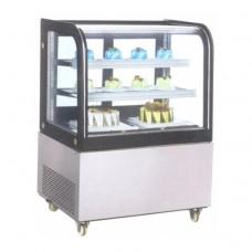 Витрина холодильная Starfood 270Y кондитерская