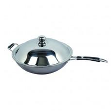 Крышка для сковороды Wok STARFOOD d 36 см