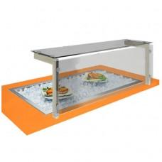Встраиваемая ванна для льда Виола ВЛ-705БХ