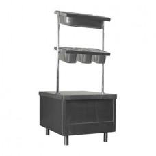 Прилавок для столовых приборов Тулаторгтехника ПС-1