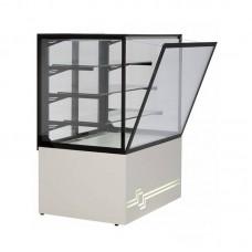 Витрина кондитерская охлаждаемая Unis Cube 100 серый